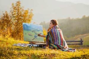 artist lifestyle